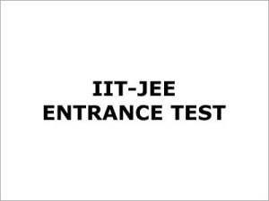 IIT-JEE-Entrance-Test